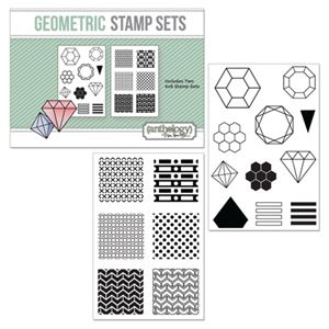 Picture of Geometric Stamp Set